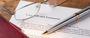 Can I transfer my business through my will?
